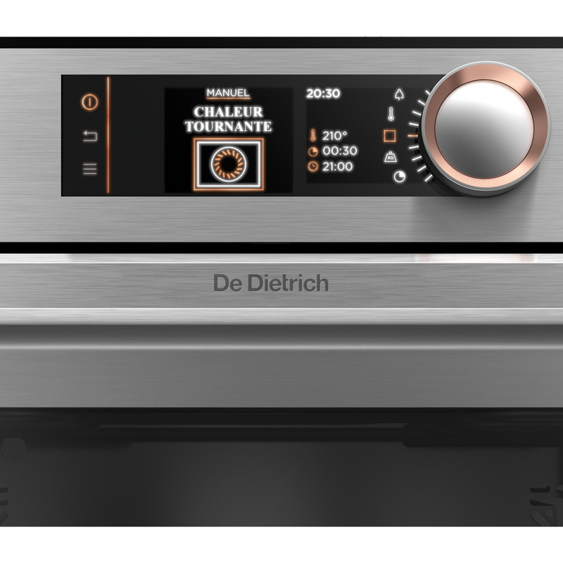 De Dietrich DOP7574X Built In Electric Single Oven - Platinum - A+ Rated