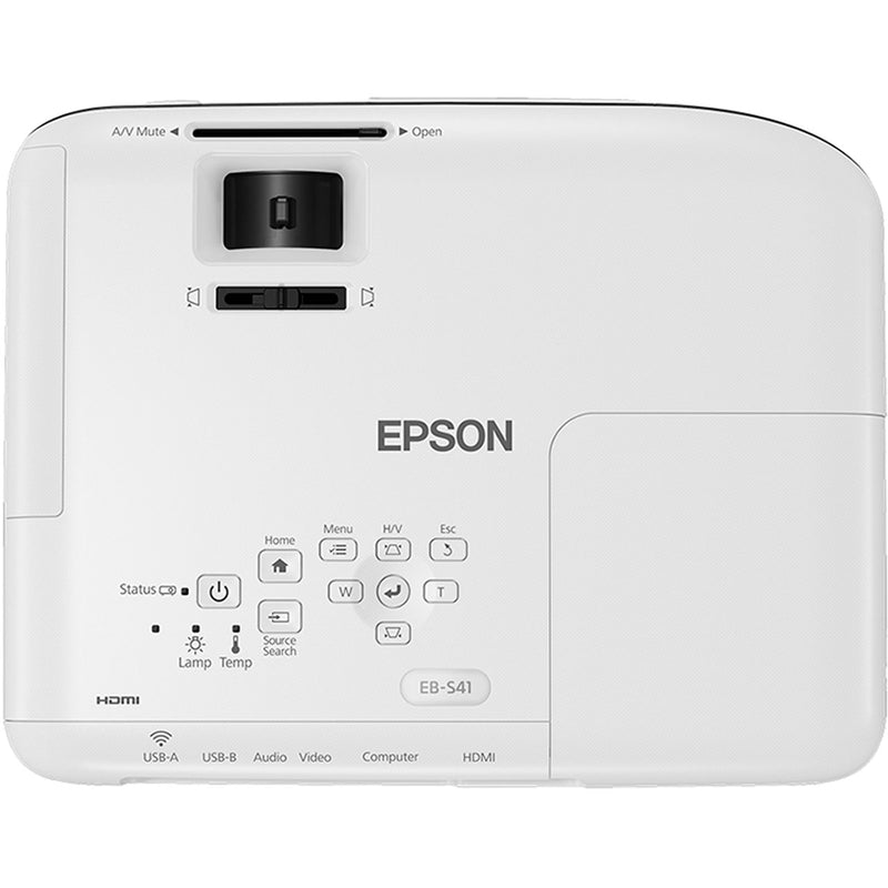Epson EB-S41 Office Projector SVGA - White
