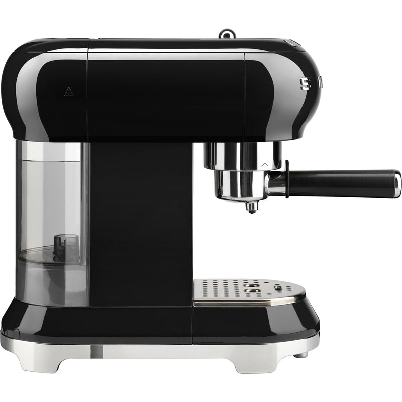 Smeg ECF01WHUK Espresso Coffee Machine - White