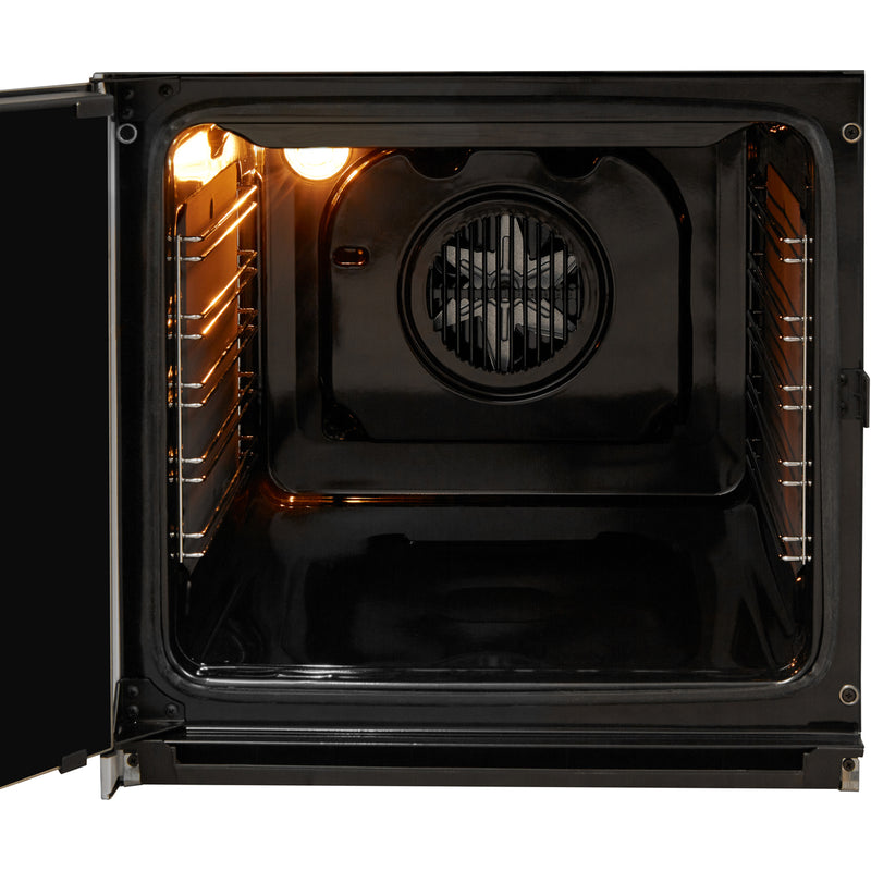 Hotpoint Cloe HD5V93CCB 50cm Electric Cooker with Ceramic Hob - Black - A Rated
