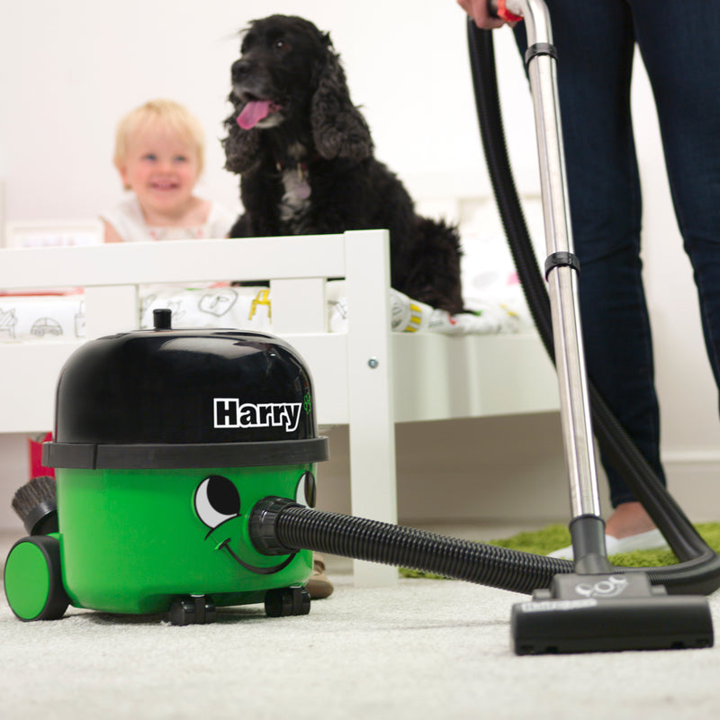 Harry HHR200-11 Cylinder Vacuum Cleaner with Pet Hair Removal