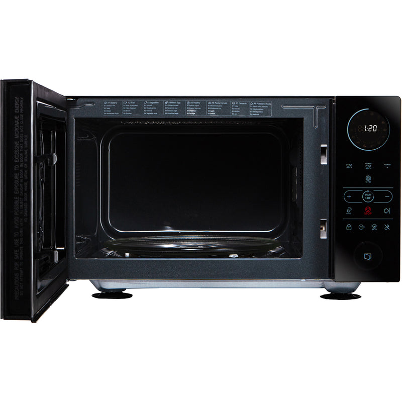 Hoover HMGI25TB-UK 25 Litre Microwave With Grill - Black
