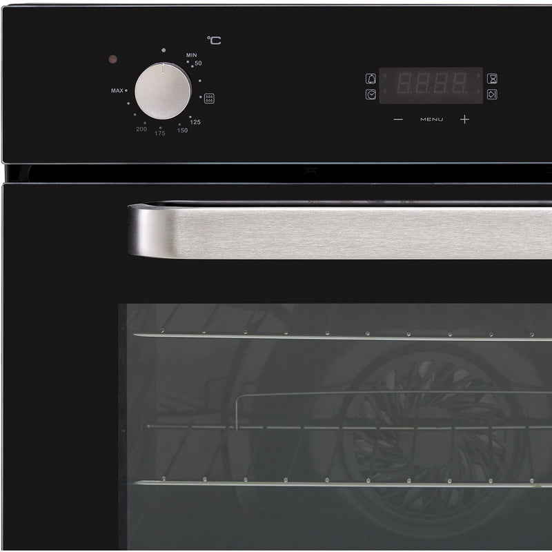 Hoover H-OVEN 300 HOC3250BI/1/E Built In Electric Single Oven - Black - A Rated