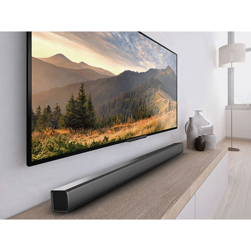 Philips HTL1508 Bluetooth 2 Soundbar - Black