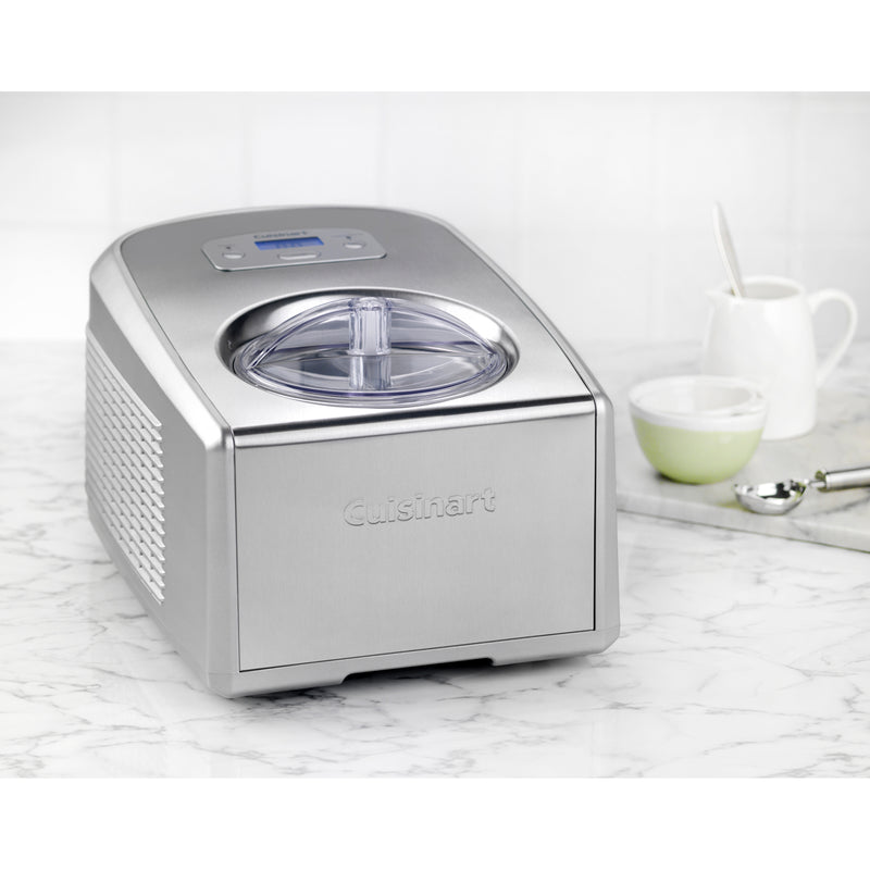 Cuisinart ICE100BCU Ice Cream Maker - Silver