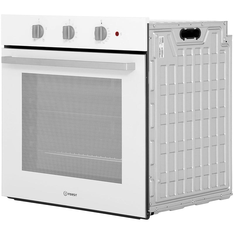 Indesit Aria IFW6330WH Built In Electric Single Oven - White - A Rated