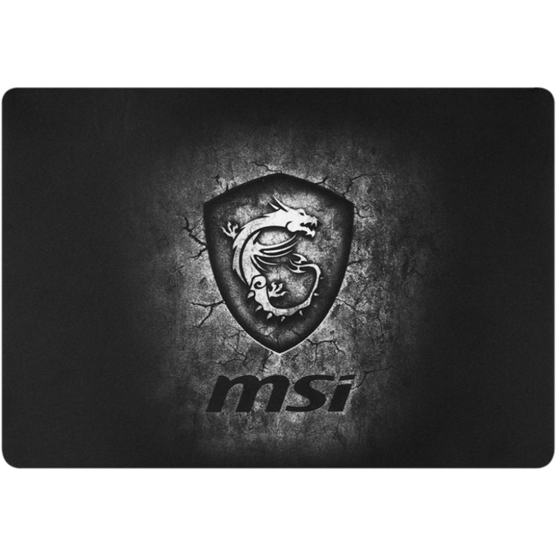 MSI Agility Gaming Mouse Pad - Black