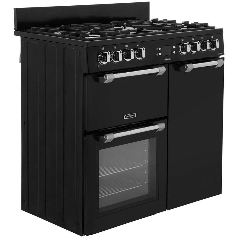 Leisure Cookmaster CK90F232C 90cm Dual Fuel Range Cooker - Cream - A/A Rated