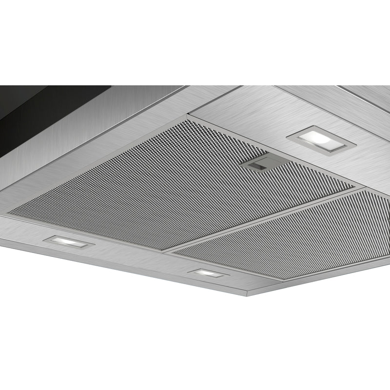Siemens IQ-300 LF97GBM50B 90 cm Chimney Cooker Hood - Stainless Steel - B Rated