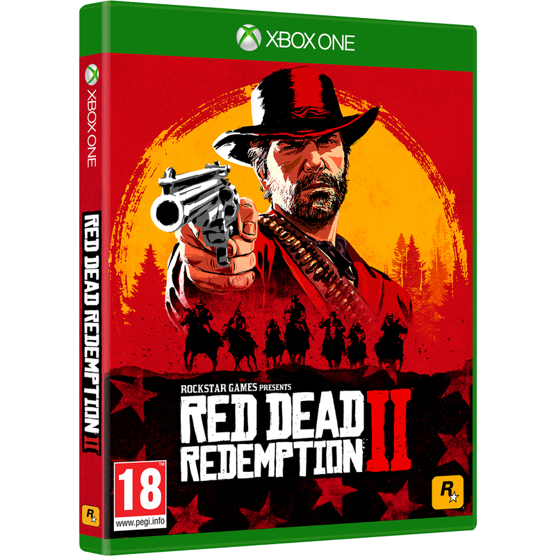 Red Dead Redemption 2 for Xbox One [Enhanced for Xbox One X]