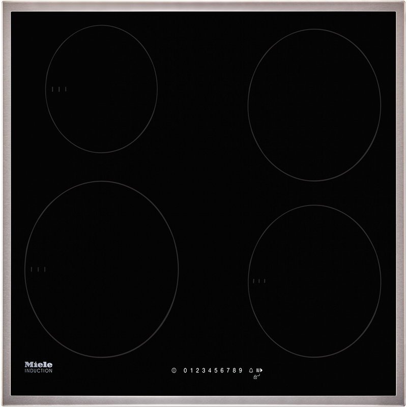 Miele KM7201FR 57cm Induction Hob - Black