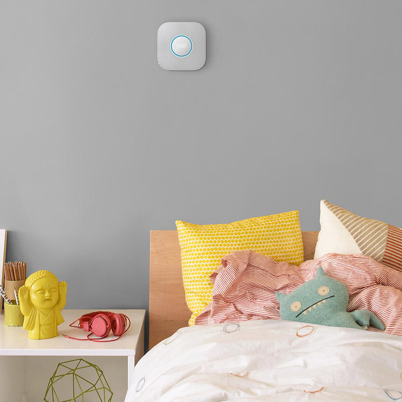 Nest Protect Smart Smoke and CO Alarm - Battery Powered