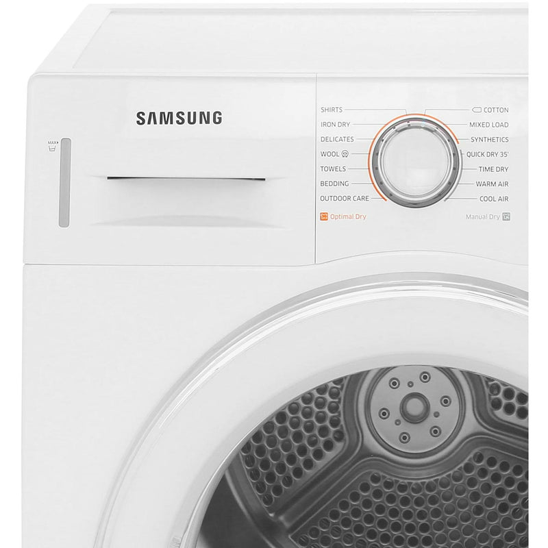 Samsung DV90M5000IW 9Kg Heat Pump Tumble Dryer - White - A++ Rated