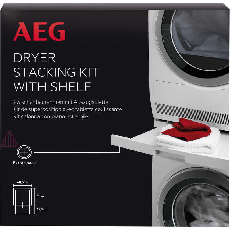 AEG SKP11GW Washing Machine Stacking Kit