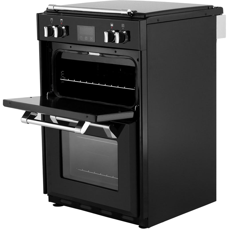 Stoves Richmond600Ei 60cm Electric Cooker with Induction Hob - Hot Jalapeno - A/A Rated