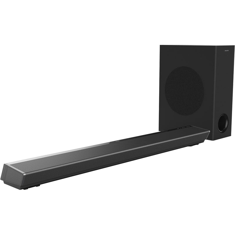 Philips TAPB603 Multiroom Bluetooth 3.1 Soundbar with Wireless Subwoofer - Black