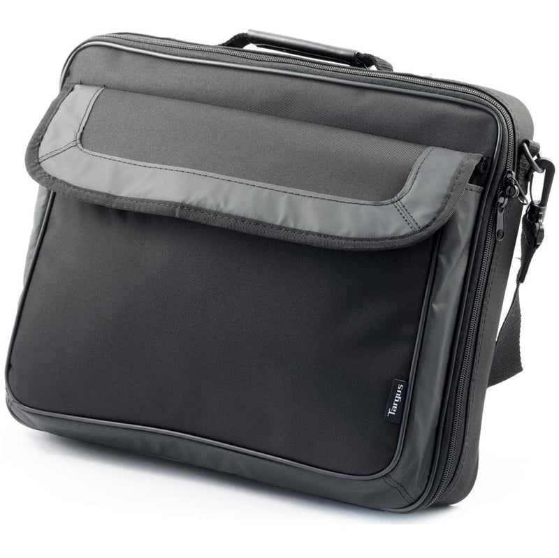 "Targus Classic 15-15.6"" Clamshell Bag for 15.6"" Laptop - Black"