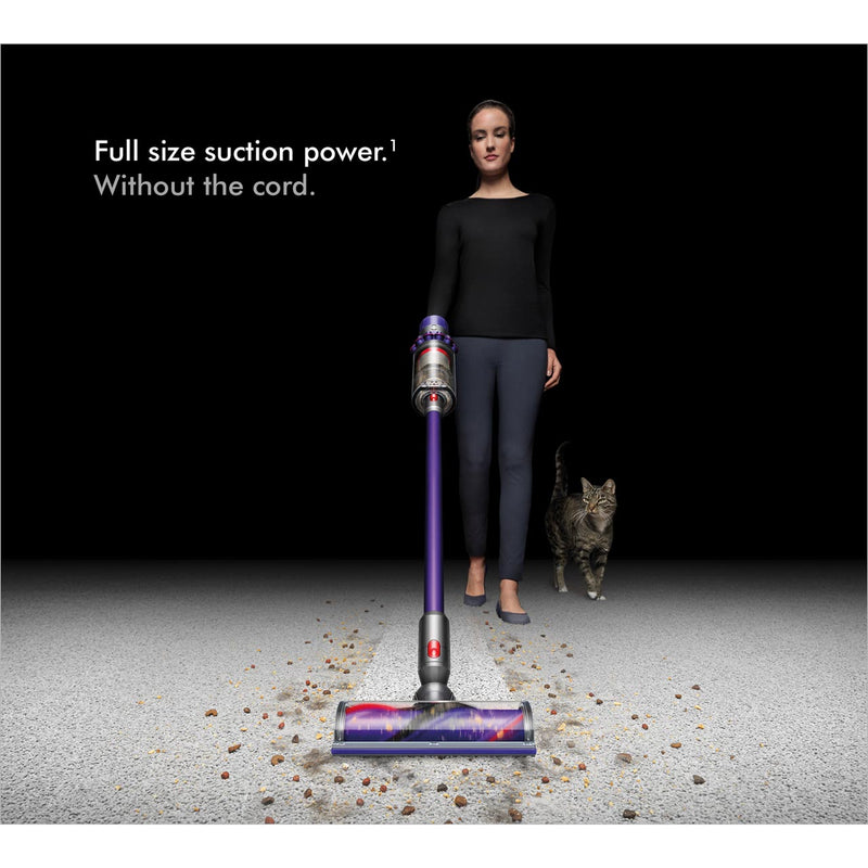 Dyson Cyclone V10 Animal Cordless Vacuum Cleaner with up to 60 Minutes Run Time