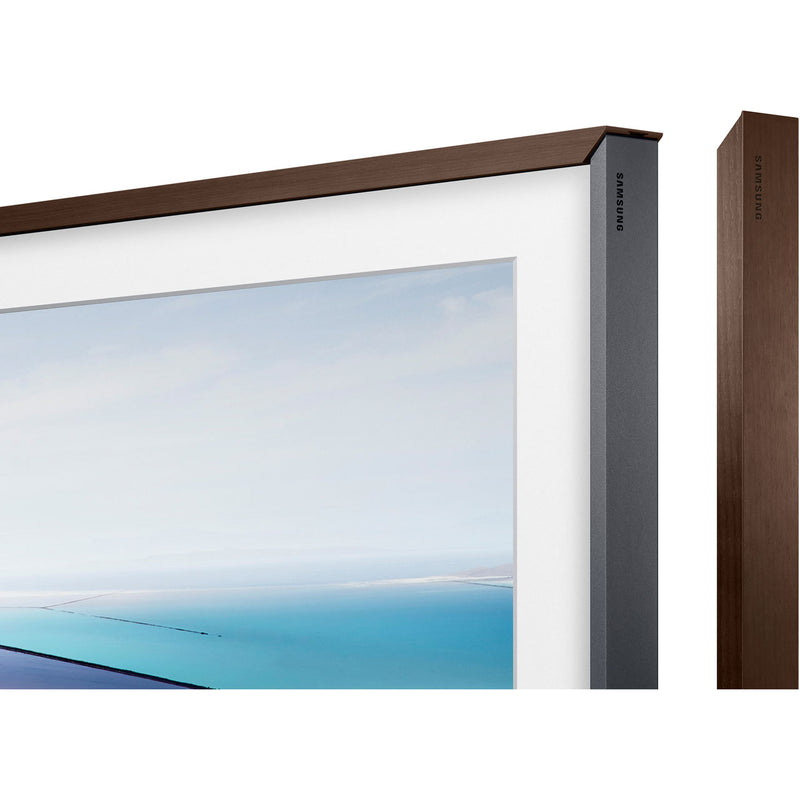 "Samsung The Frame Bezel For 65"" TV - Walnut"