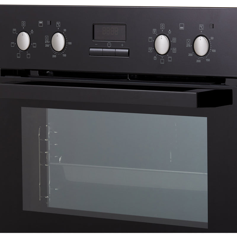 Zanussi ZOD35802XK Built In Double Oven - Stainless Steel - A/A Rated