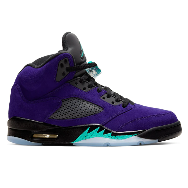 TÊNIS JORDAN 5 RETRO ALTERNATE GRAPE