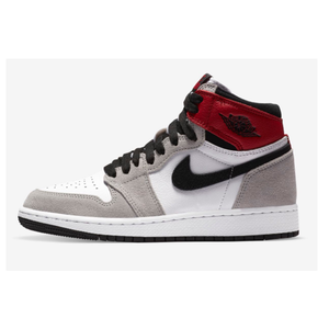 TÊNIS JORDAN 1 HIGH LIGHT SMOKE GREY