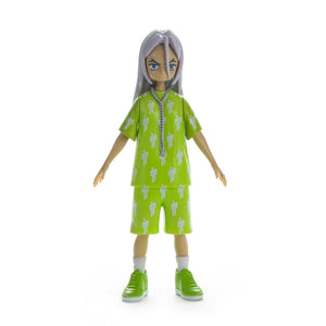 BONECA BILLIE EILISH X TAKASHI MURAKAMI - LIMITED EDITION VINYL FIGURE