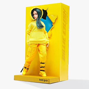 "BONECA BILLIE EILISH ""BAD GUY DOLL"""