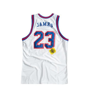 CAMISETA NIKE LEBRON JAMES X TUNE SQUAD X DNA