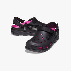 CROCS DUET MAX 2 POST MALONE BLACK