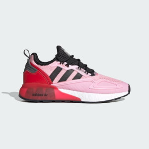 TÊNIS ADIDAS X FORTNITE ZX 2K BOOST NINJA TIME IN TRUE PINK