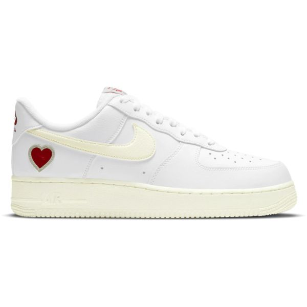 TÊNIS NIKE AIR FORCE 1 LOW VALENTINES DAY (2021)