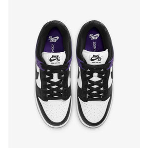 TÊNIS NIKE SB DUNK LOW COURT PURPLE