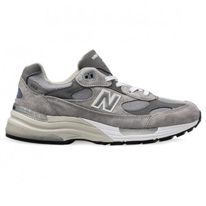 TÊNIS NEW BALANCE 992 GREY STEVE JOBS
