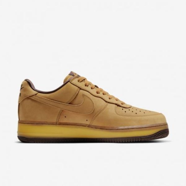 TÊNIS NIKE AIR FORCE 1 LOW WHEAT DARK MOCHA