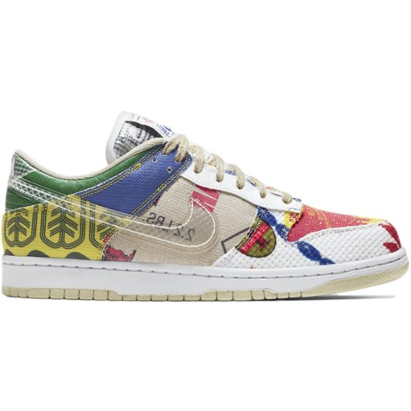 TÊNIS NIKE DUNK LOW SP CITY MARKET