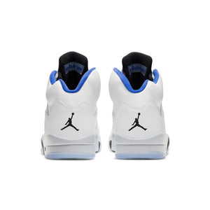 TÊNIS AIR JORDAN 5 RETRO WHITE STEALTH (2021)