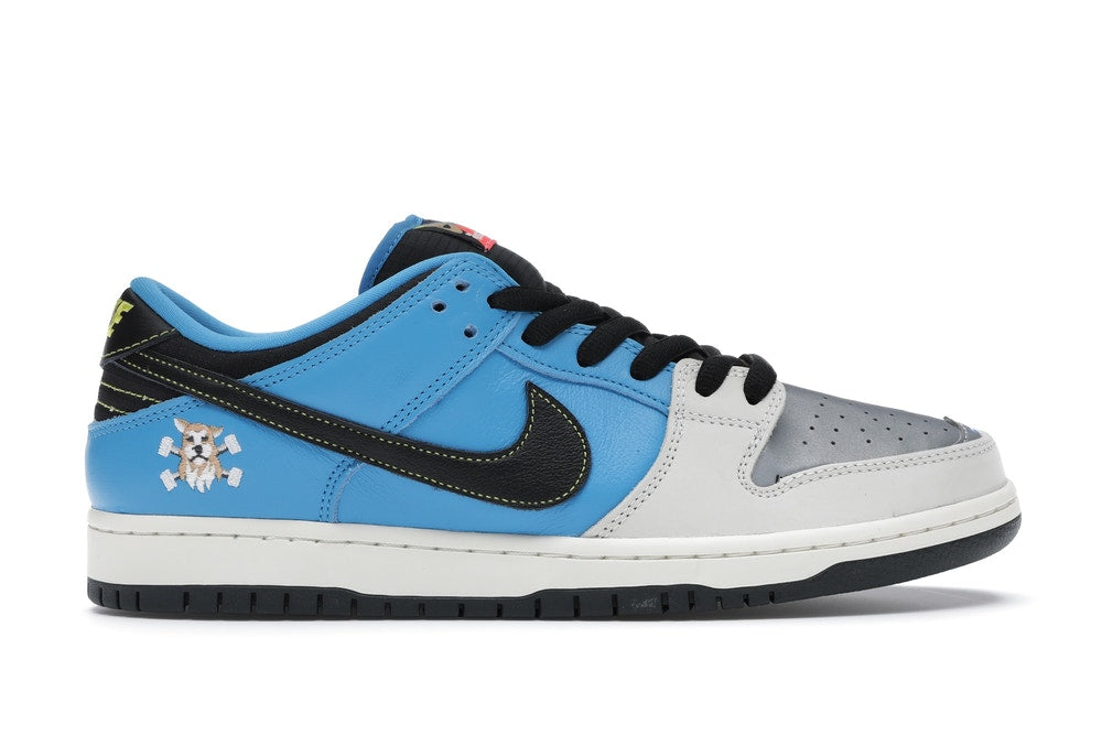 TÊNIS NIKE SB DUNK LOW INSTANT SKATEBOARDS