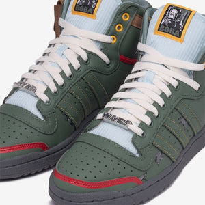 TÊNIS ADIDAS TOP TEN HI STAR WARS BOBA FETT