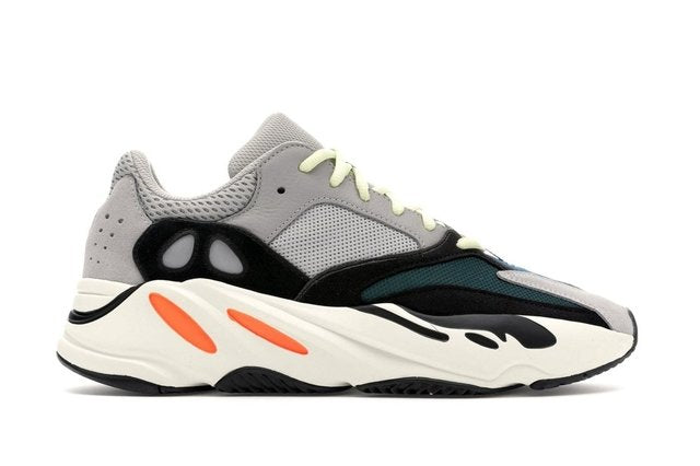 TÊNIS ADIDAS YEEZY BOOST 700 WAVE RUNNER SOLID GREY