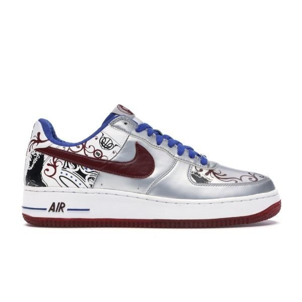 TÊNIS NIKE AIR FORCE 1 LOW COLLECTION ROYALE