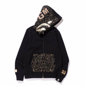 MOLETOM BAPE 23 ANNIVERSARY GOLD COLLECTION
