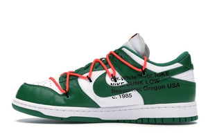 TÊNIS NIKE DUNK LOW OFF-WHITE PINE GREEN