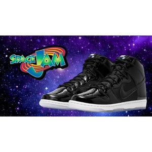 TÊNIS NIKE SB DUNK HIGH SPACE JAM