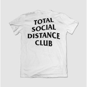 CAMISETA TOTAL SOCIAL DISTANCE CLUB - OFFBR
