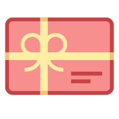 gift cards - the perfect last minute, yet thoughtful gift!