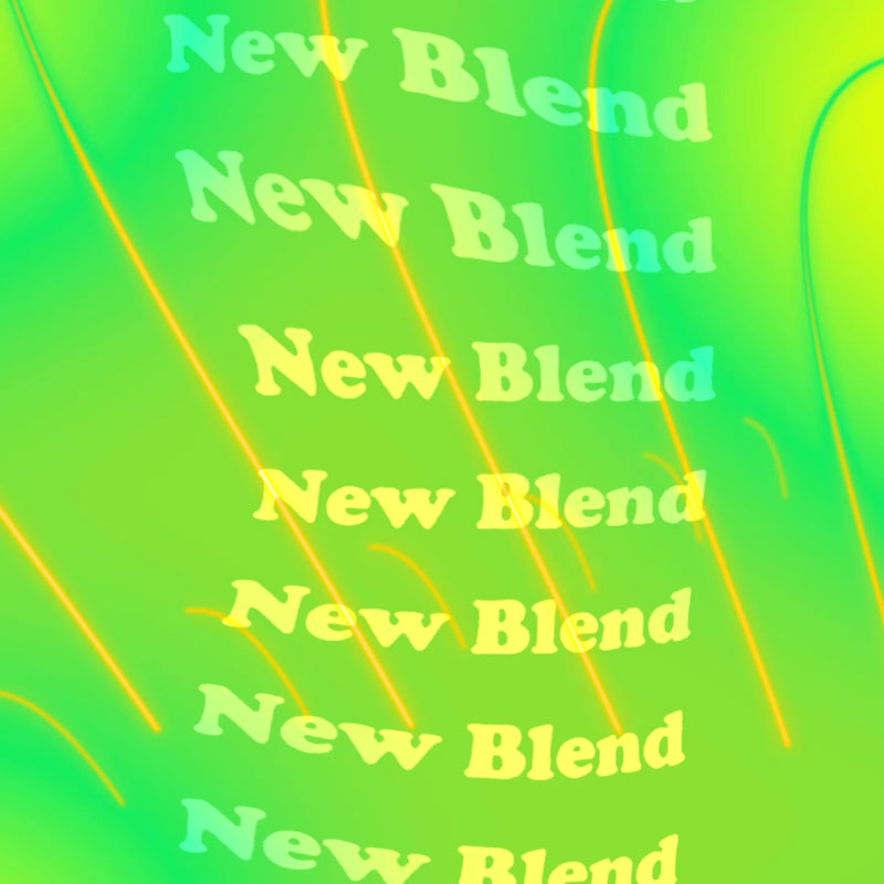 new and updated blends