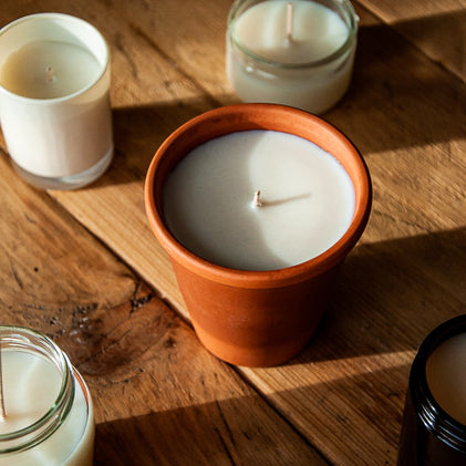 how to make a soy candle