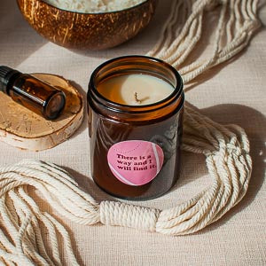 how to make a soy candle with peppermint basil and lime essential oils
