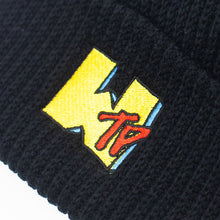 Load image into Gallery viewer, WTV Beanie Black
